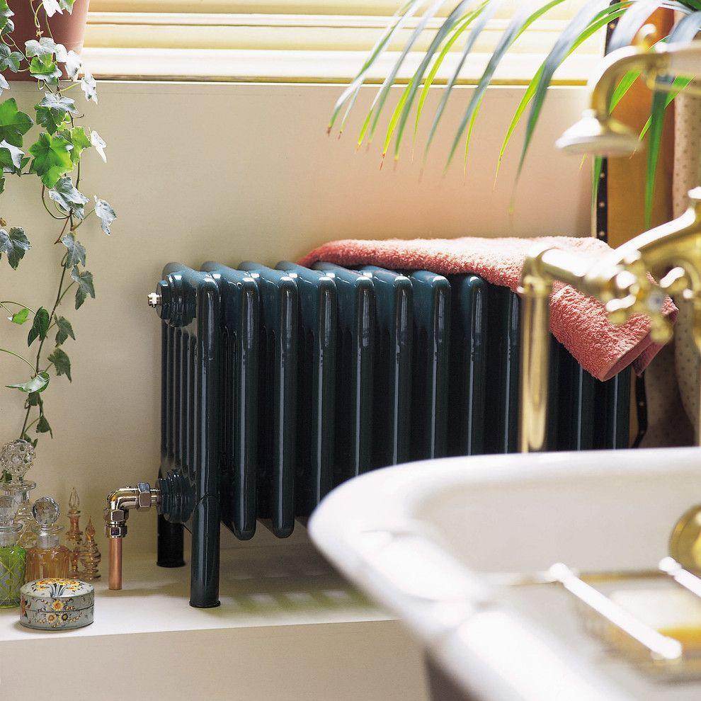 монтаж радиатора отопления