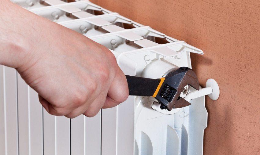 Замена радиаторов в доме
